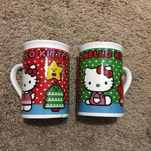 Hello Kitty Christmas mug